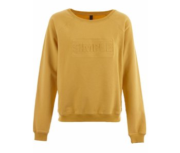 10Days Sweater geel 20-802-7104