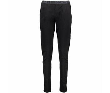 10Days Basic pants zwart 20-010-7103
