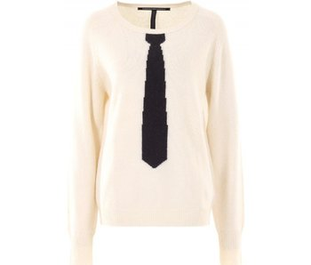 10Days Sweater tie wit 20-611-7103