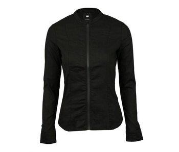 G-Star Lynn lunar slim Shirt zwart D06676