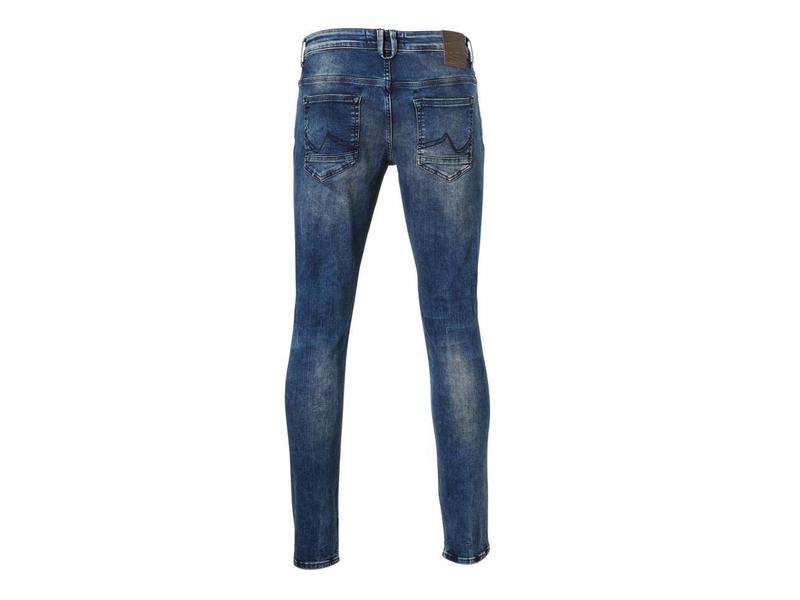 Petrol Industries Men supreme stretch blauw Seaham