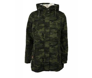 Superdry Multi jacket groen g50013tp