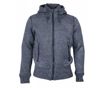 Superdry Expedition ziphood blauw m20001mp