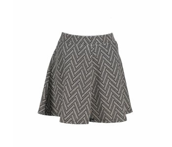 Superdry Rydell skirt off white g72013ap