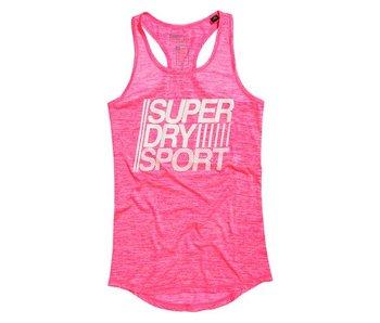 Superdry Sport tank roze g60002sp