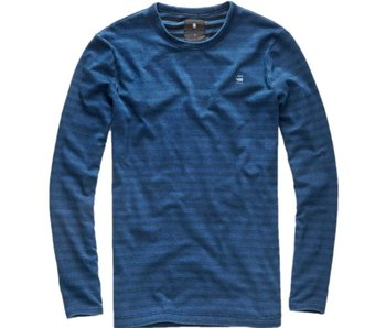 G-Star Bonded ls blauw d05938-9194