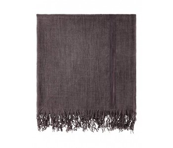10Days Scarf enzyme wash paars 20-920-8101