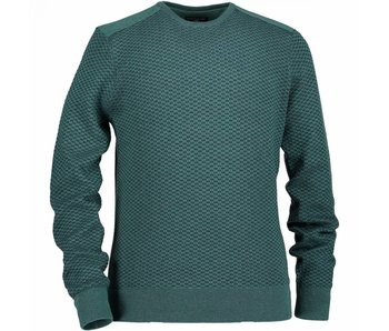 State of Art Pullover groen 17125-3659