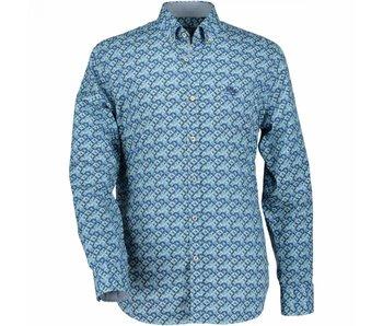 State of Art Shirt groen 17046-3657