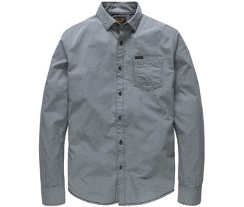 PME Legend Long Sleeve Shirt Check Toby Urban Chic PSI177206
