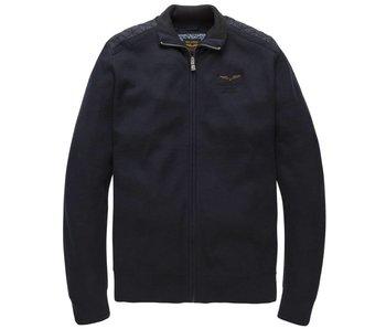 PME Legend Zip jacket Cotton Navy Blazer PKC178322