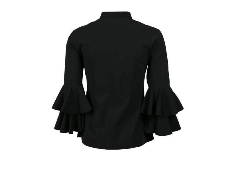 Jane Lushka Blouse zwart U718SS202Z