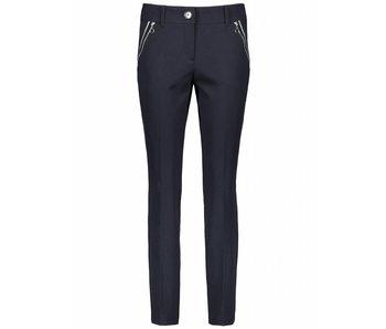 Taifun Crop leisure trousers MARINE 920013-17028