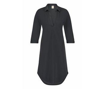 Penn & Ink Dress grijs s18n236