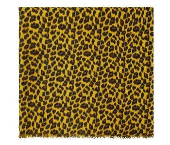 10Days Scarf leopard geel 20-911-8101