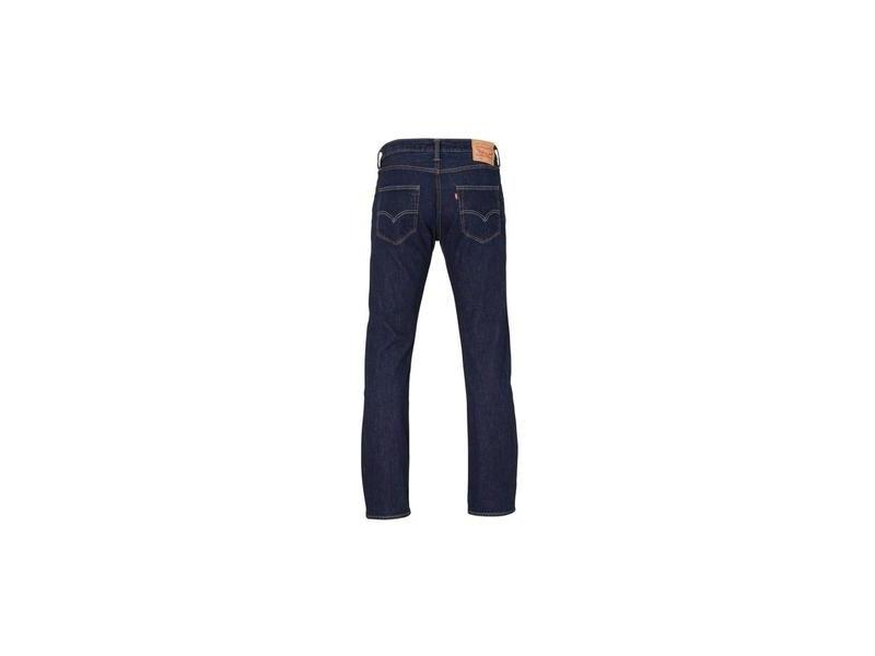 Levi's 501 original fit donkerblauw 00501-0162