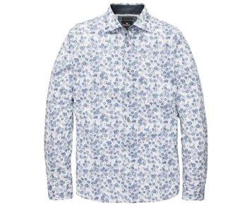 Vanguard Long Sleeve Shirt CF Wheeler Ridge Bright White VSI181404