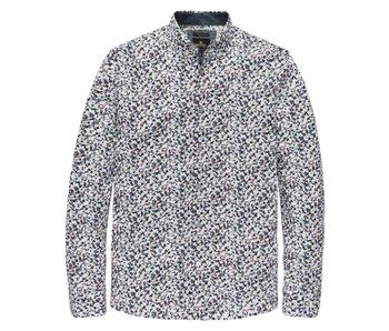 Vanguard Long Sleeve Shirt Austin Town Bright White VSI178406