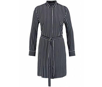 Taifun Dress SMOKY BLUE PRINT 980014-11037