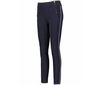 Taifun Crop leisure trousers MARINE 920074-17028