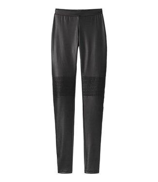 10Days Biker legging zwart 21-032-9900