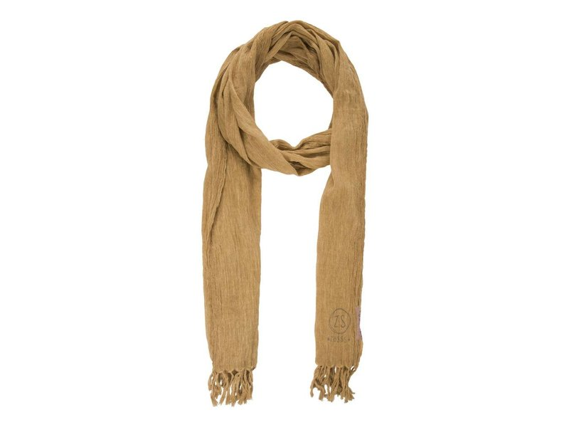 Zusss Nonchalante sjaal geel 03NS18vset