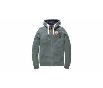 PME Legend Hooded jacket Brushed Falcon Urban Chic PSW181407
