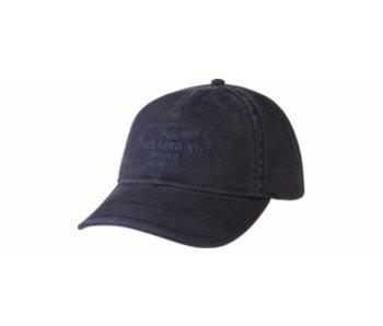 PME Legend Cap Washed Cotton Twill Dark Navy PAC181320