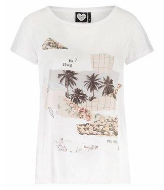 Catwalk Junkie T-shirt Bay  off white 1802010278