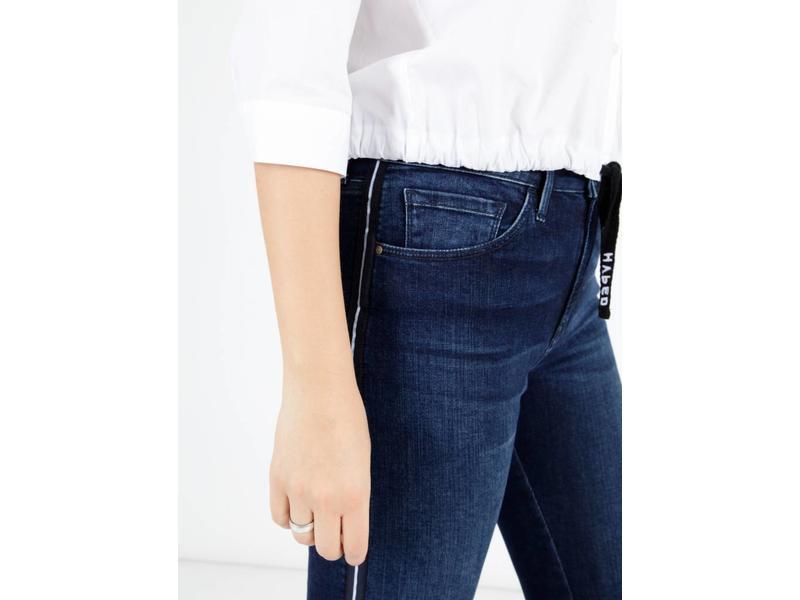 Mavi Jeans Super skinny Lucy blauw 100462-25159
