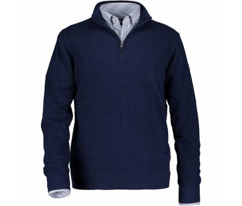 State of Art Pullover blauw 131-18243-5857