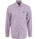 State of Art Shirt lange mouw blauw 214-18152-4257