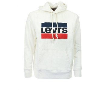 Levi's Graphic sport hoodie off white 35946-0001