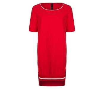 Jane Lushka Dress rood UL918SS80