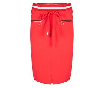 Jane Lushka Skirt rood UL518SS202
