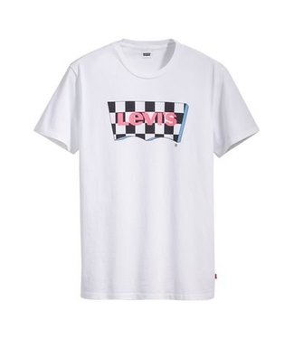 Levi's Housemark graphic tee wit 22489-0080