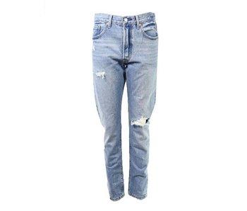 Levi's 501 skinny blauw 29502-0034