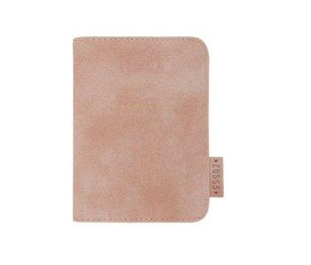 Zusss Paspoorthoesje roze