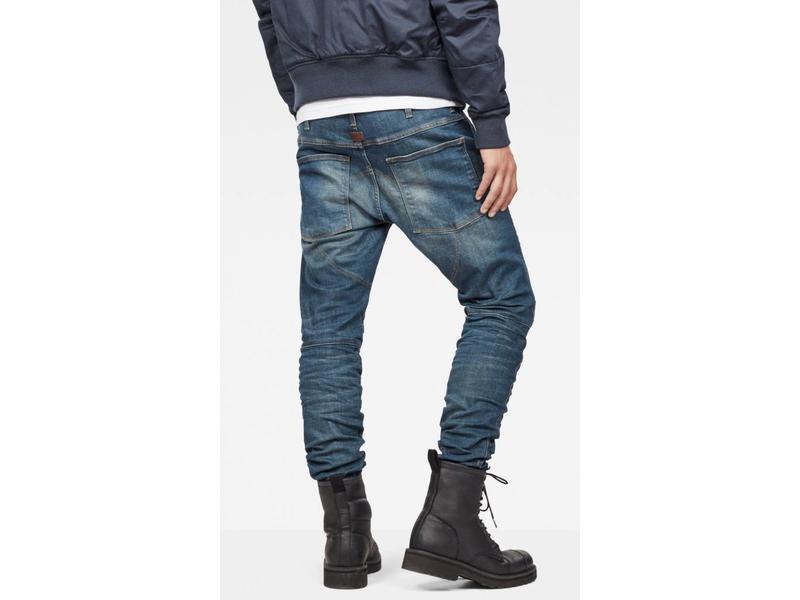 G-Star 3D slim jeans blauw 51025-9118-071