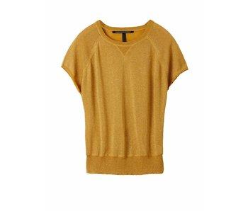 10Days Top lurex geel 20-606-8101