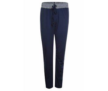 Poools Pants donkerblauw 813125