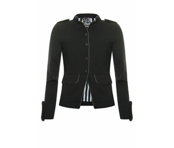 Poools Jacket zwart 813106