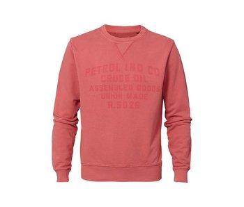 Petrol Industries Sweater rood M-SS18-SWR352