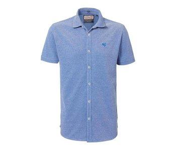Petrol Industries Shirt lichtblauw M-SS18-SIS440