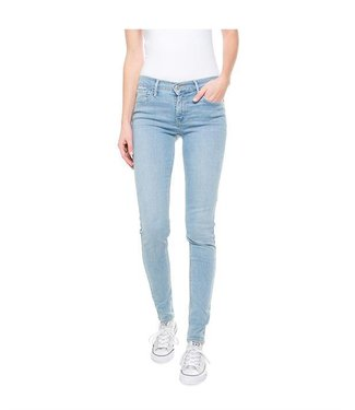Levi's Innovation superskinny blauw 17780-0034