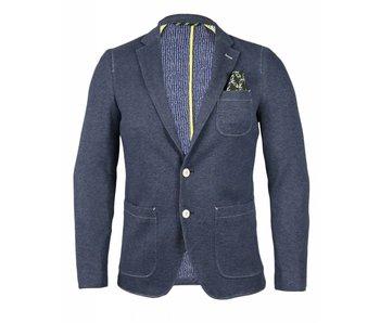 jacket blauw bwa181038mr88
