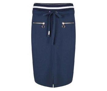 Jane Lushka Skirt blauw Ul518SS2021