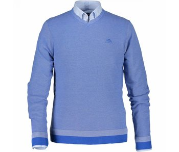 State of Art Pullover blauw 124-18226-5714