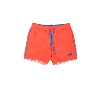 Superdry Beach volley swim short oranje M30000PQF2
