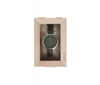 Zusss Hip horloge groen horloge